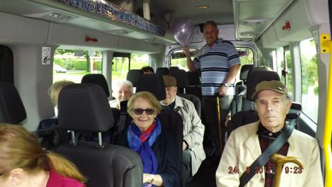 Birthday Bus Passengers