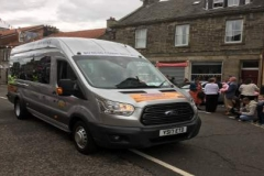 Bo'ness Fair Bus