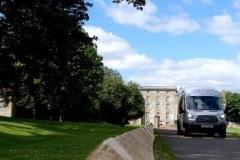Bo'ness Kinneil House Bus