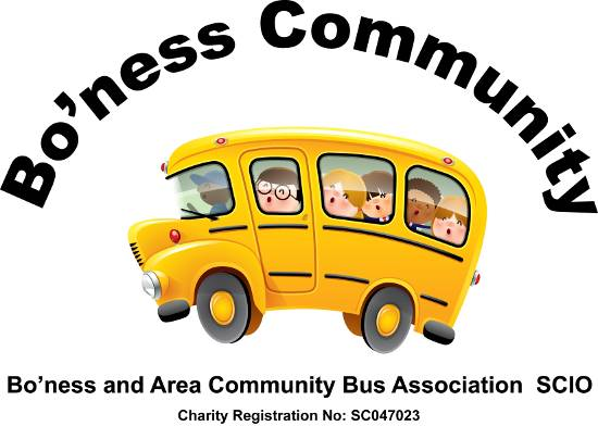 Boness and Area Community Bus SCIO Logo