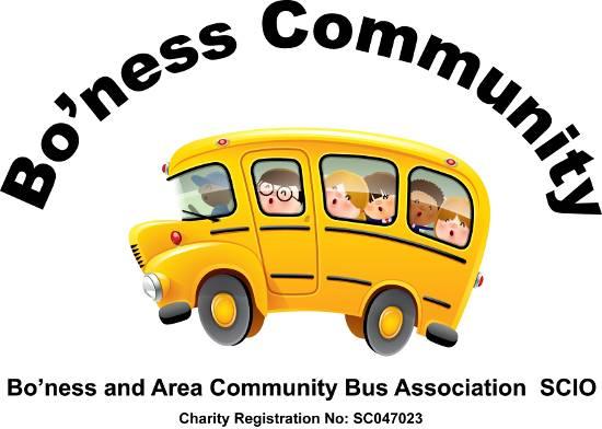 Boness and Area Community Bus SCIO Logo
