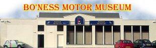 Boness Motor Museum Logo