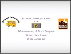 Boness Community Bus Song